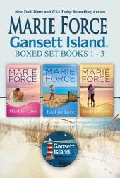 Gansett Island Boxed Set Books 1-3