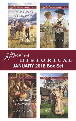 Love Inspired Historical January 2018 Box Set