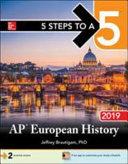 5 Steps to a 5  AP European History 2019 PDF