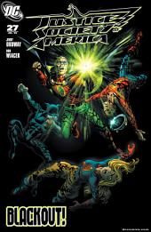 Justice Society of America (2006-) #27