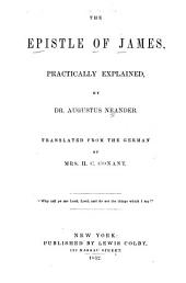 The Epistle of James, Practically Explained