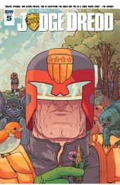 Judge Dredd (2016) #5