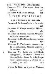 Génie du Christianisme ou Beautés de la Religion Chrétienne