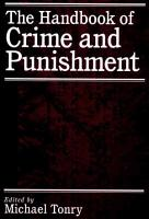 The Handbook of Crime   Punishment PDF