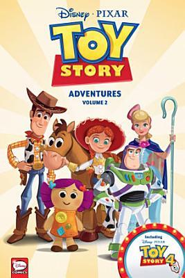 Disney Pixar Toy Story Adventures PDF