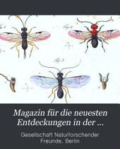 Magazin für die neuesten Entdeckungen in der gesammten Naturkunde: Band 7