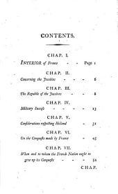 Memoirs of General Dumourier: Volumes 1-2