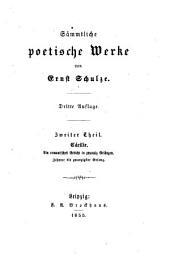 Sämmtliche poetische Werke: Band 2