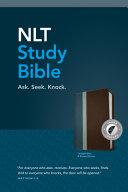 NLT Study Bible  Tutone PDF