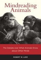 Mindreading Animals PDF
