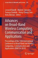 Advances on Broad-Band Wireless Computing, Communication and Applications