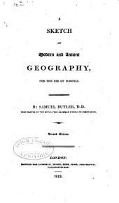 A Sketch of Modern and Ancient Geography