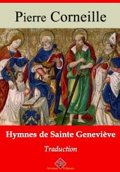 Hymnes de sainte Geneviève: Nouvelle édition augmentée