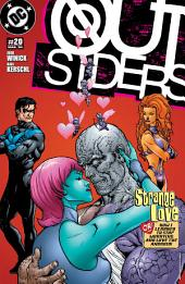 Outsiders (2003-) #20