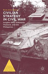 Civilian Strategy in Civil War: Insights from Indonesia, Thailand, and the Philippines
