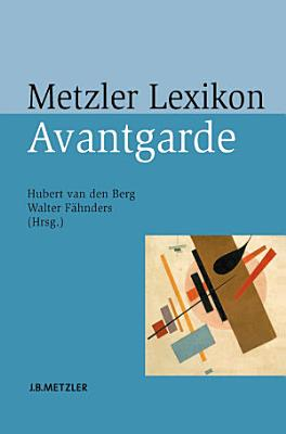Metzler Lexikon Avantgarde PDF