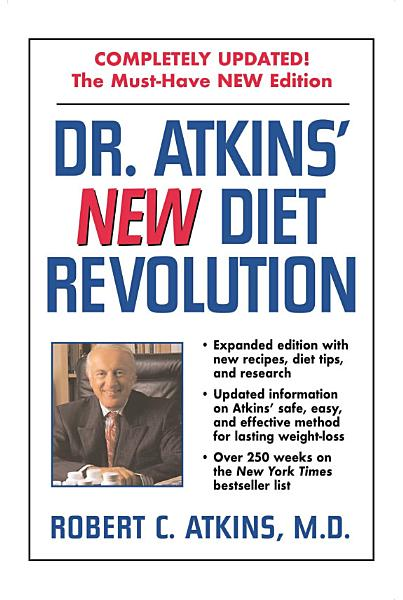 Dr  Atkins  New Diet Revolution PDF