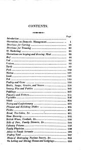 A Modern System of Domestic Cookery: Or, The Housekeeper's Guide, Arranged on the Most Economical Plan for Private Families ... : a Complete Family Physician, and Instructions to Female Servants in Every Situation, Showing the Best Methods of Performing Their Various Duties ... to which are Added, as an Appendix, Some Valuable Instructions on the Management of the Kitchen and Fruit Gardens