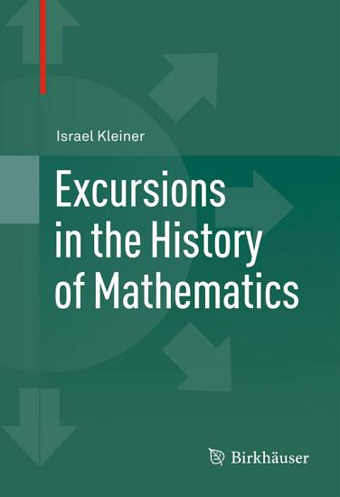 Excursions in the History of Mathematics PDF