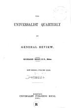 The Universalist Quarterly and General Review PDF