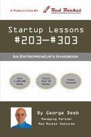 Startup Lessons  203  303 PDF
