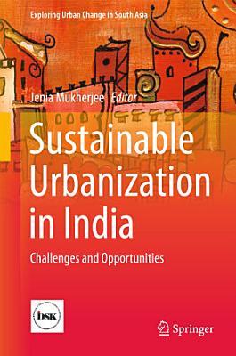 Sustainable Urbanization in India