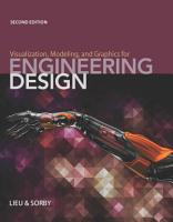 Visualization  Modeling  and Graphics for Engineering Design PDF