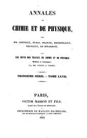 Annales de chimie et de physique