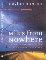 Miles from Nowhere PDF