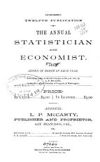 The Statistician and Economist PDF