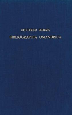 Bibliographia Osiandrica PDF
