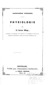Physiologie; encyclopédie populaire