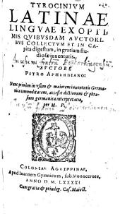 Tyrocinium latinae linguae