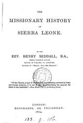 The Missionary History of Sierra Leone