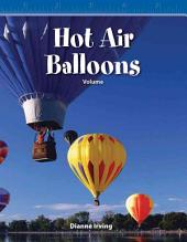 Hot Air Balloons: Volume