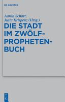 Die Stadt im Zw  lfprophetenbuch PDF