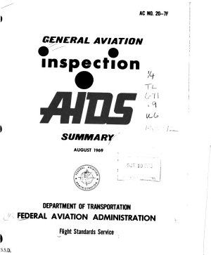 General Aviation Inspection Aids PDF