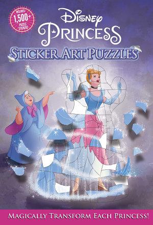 Disney Princess Sticker Art Puzzles