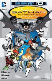 Batman Incorporated (2012-) #0
