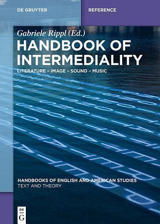 Handbook of Intermediality PDF