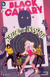 Black Canary (2015-) #2