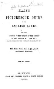 Black s Picturesque Guide to the English Lakes PDF
