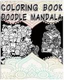 Adult Doodle Mandala Coloring Book