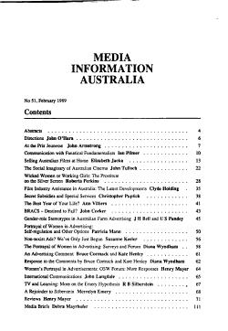 Media Information Australia PDF
