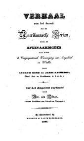 Verhaal van het bezoek bij de Amerikaansche kerken door de afgevaardigden van wege de congregationele vereeniging van Engeland en Wallis