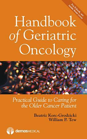 Handbook of Geriatric Oncology PDF
