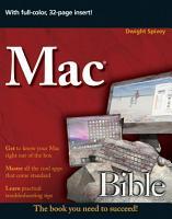 Mac Bible PDF