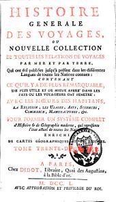Histoire générale des voyages: Volume32