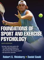 Foundations of Sport and Exercise Psychology PDF