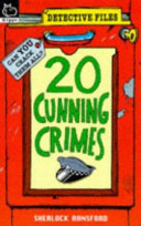 20 Cunning Crimes